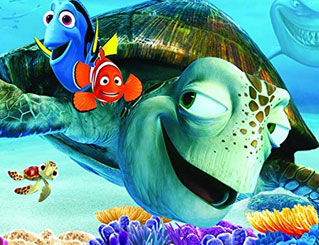 Cover image of Finding Nemo DVD