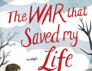 Book cover of The War That Saved My Life
